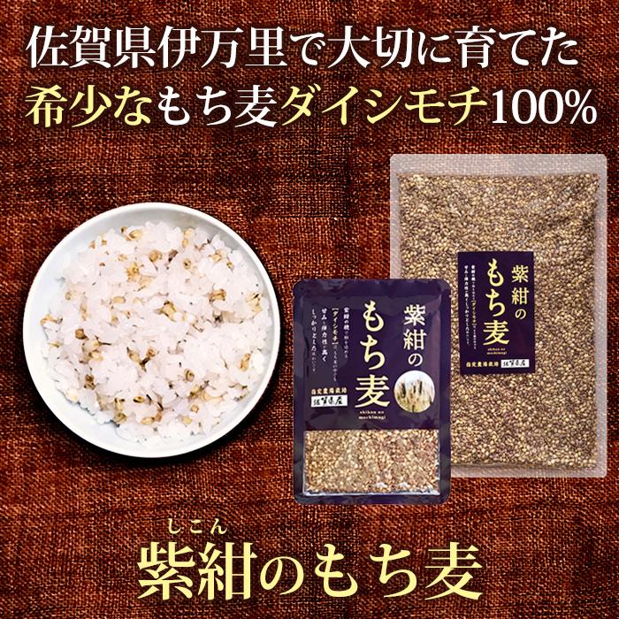 佐賀県産もち麦